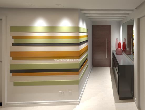 decoracao de interiores hall de entrada: PEQUENOS – 60m2
